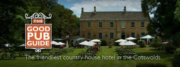 Welcome to the Inn at Fossebridge