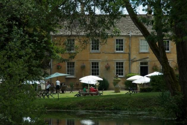 The Fossebridge Garden