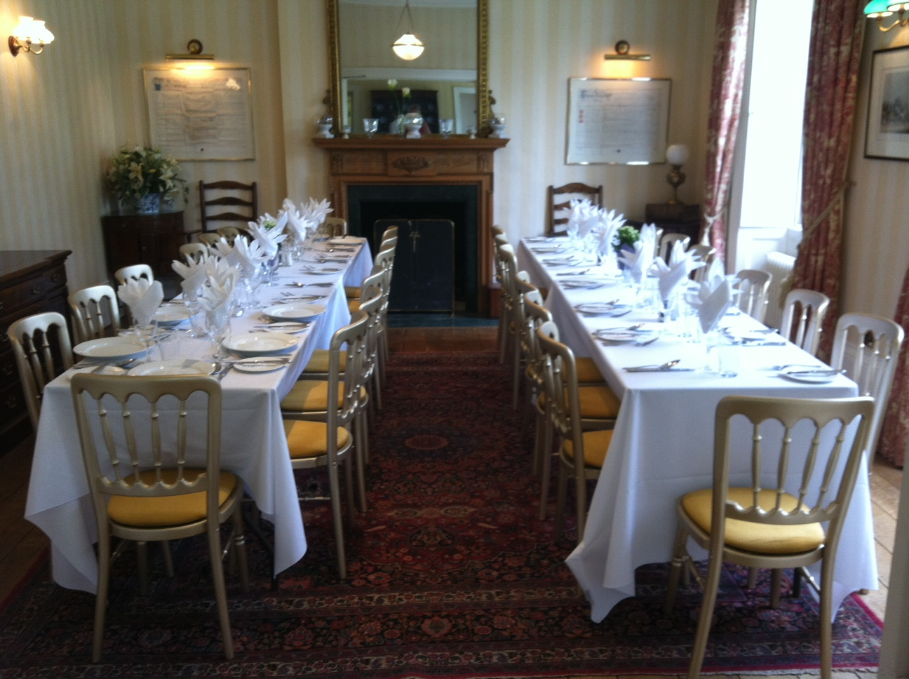 celebrations | the inn at fossebridge, a cotswold country house