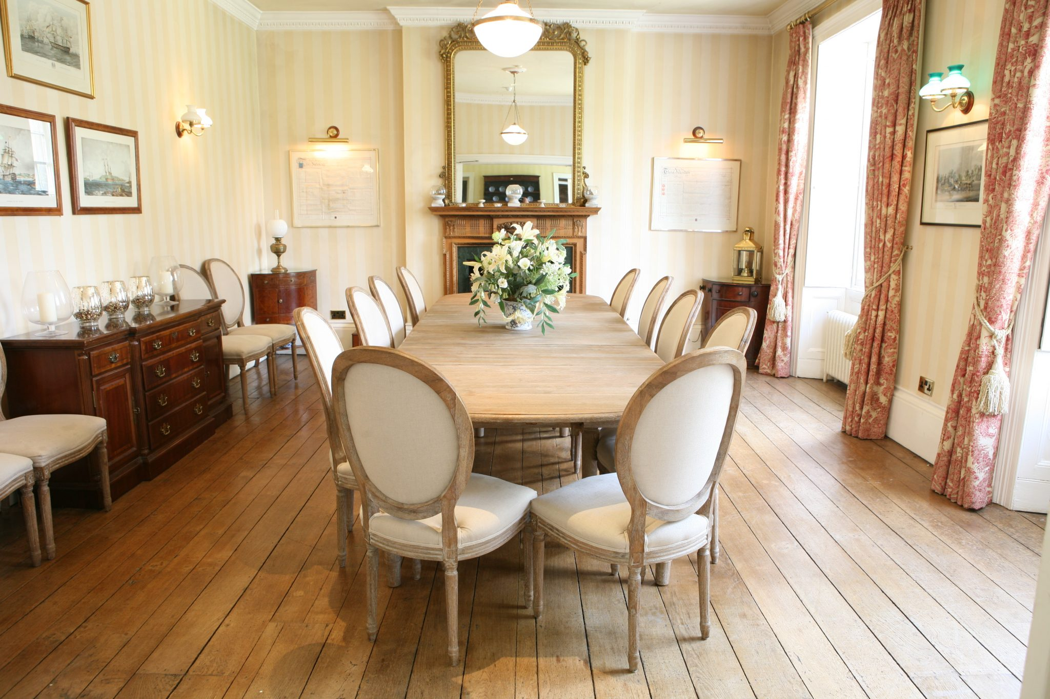 Download Beautiful Dining Rooms Country The Coln Celebrations Fossebridge Georgian