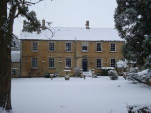 Winter at The Inn